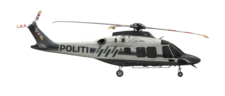 Politihelikopter AW169 (LN-ORA)
